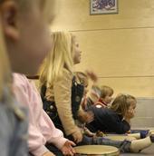 Trommeln mit Kita-Kindern - Workshop für pädagogische Fachkräfte in Kitas und Grundschulen-
