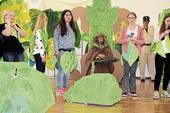 «Wenn die Geister singen lernen« - Artikel zum Musicalworkshop, Pfingsten im Jugendhof Vlotho