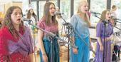 «Gemeinsam auf der Theaterbühne« - Artikel zum Musicalworkshop, Pfingsten im Jugendhof Vlotho