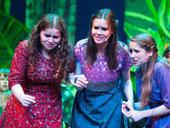 Fotoimpressionen aus den Aufführungen unseres Musicals «Samirs Geschichte« am 17., 18. und 19. Juni 2016