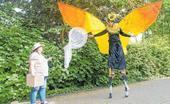 «Nur Fliegen ist schöner« - Artikel zum Probenworkshop für die Sommerkonzerte im Jugendhof Vlotho