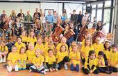 «Der Traum vom Fliegen« - Artikel zum Probenworkshop für die Sommerkonzerte im Jugendhof Vlotho
