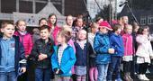 Fotoimpressionen von Auftritten der Musikschulensembles am Weltkindertag Samstag 16. September 2017 auf dem Gänsemarkt in Herford.