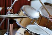 Schnupperkurs Schlagzeug - am Samstag 23. September 2017, 12.00 Uhr
