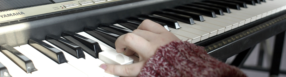 Kopfbild Keyboard