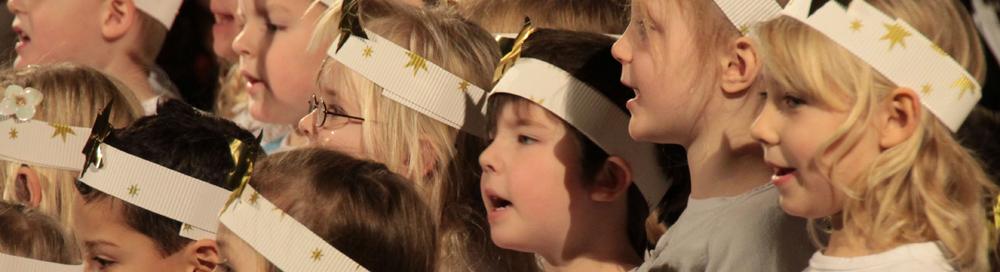 Kopfbild Kinderchor