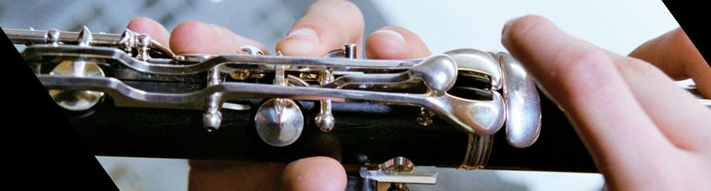 Kopfbild Klarinette