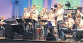 Video: «Tatort« Schützenhof: Die Band «Driving Licence« beim Konzert am 24.10.2014 im Herforder Schützenhof