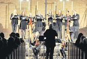 «Perfekter Hefeteig« - Adventskonzert der Musikschule