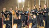 «Flötentanz und Glockenlied« - Adventskonzert der Musikschule