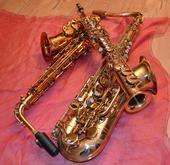 Schnupperkurs Saxophon - ab Donnerstag 22. Juni 2017, 19.30 Uhr