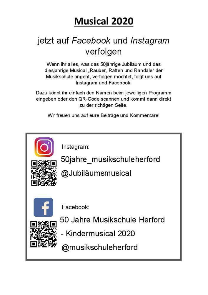 Handzettel_Werbung Musical