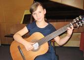 Schnupperkurs Frühinstrumentaler Gitarrenunterricht  für Kinder ab 5 Jahre